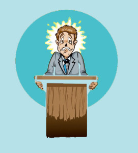 fear of public speaking, hypnotherapy to overcome phobia